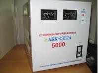 Поступление на склад стабилизаторов АБК-СИЛА 8000 VA и АБК-СИЛА 5000 VA по низким ценам