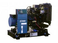 Дизель генератор SDMO TM 11 K