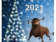С Новым 2021 Годом дни и время работы офиса!