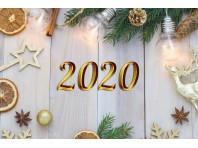 С Новым 2020 Годом с большими скидками!