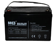 Аккумулятор MHB MM 100-12