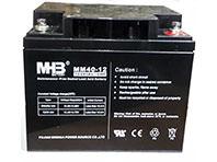 Аккумулятор MHB MM 40 а/ч 12 В