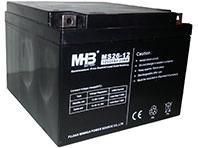 Аккумулятор MHB MS 26 а/ч 12 В