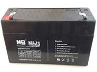 Аккумулятор MHB MS 3.2 а/ч 6 В