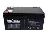 Аккумулятор MHB MS 3.3 а/ч 12 В