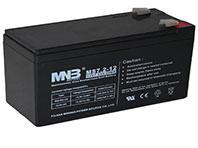 Аккумулятор MHB MS 7.2 а/ч 12 В