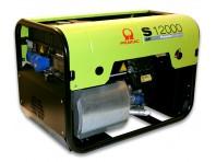 Бензогенератор PRAMAC S 12000 12 кВа однофазный