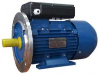 Электродвигатель однофазный  АИС2Е 100 L 2 3 кВт 3000 об./мин.