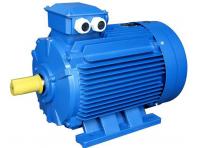 Электродвигатель трехфазный АИР 225 М 6 37 кВт 1000 об./мин.