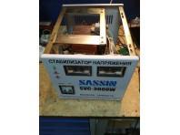 Ремонт стабилизатор напряжения Sassin svc 3000 VA