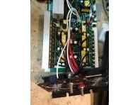 Ремонт инвертор напряжения 12В 220В замена силовых транзисторов