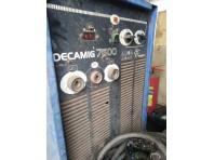 Ремонт сварочного полуавтомата DECAMIG 7600