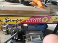 Ремонт бензогенератор Вепрь замена катушки зажигания в Нахабино