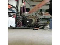 Переборка двигателя бензиновый генератор
