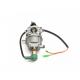 Карбюратор с электроклапаном для бензогенератора с двигателем  HONDA GX 270