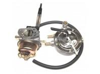 Карбюратор LPG2500 (двигатель LРT210) комплект с газовым редуктором