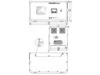 Трехфазный стабилизатор напряжения LIDER PS 2,7 W 30 2,7 кВа