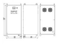 Трехфазный стабилизатор напряжения LIDER PS 30 SQ C-25 30 кВа