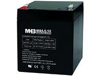 Аккумулятор MHB MS 4.5 а/ч 12 В