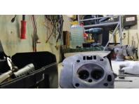 Ремонт бензогенератора двигатель HONDA GX 390 головки блока цилиндров