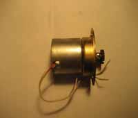 электродвигатель для сервопривода