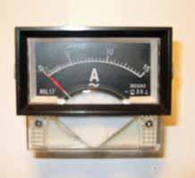 Амперметр для стабилизаторов напряжения