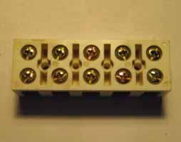 колодка подключения для стабилизатора