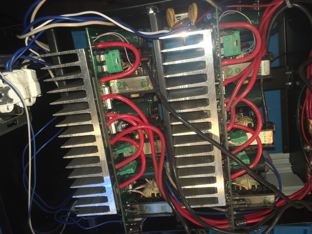 Ремонт преобразователь напряжения 24В 220В на выезде в Истре