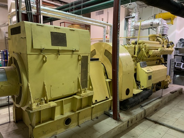 Ремонт двигателя на дизель генератор СГЕП в Москве