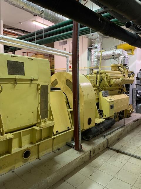 Ремонт двигателя на дизель генератор Москва