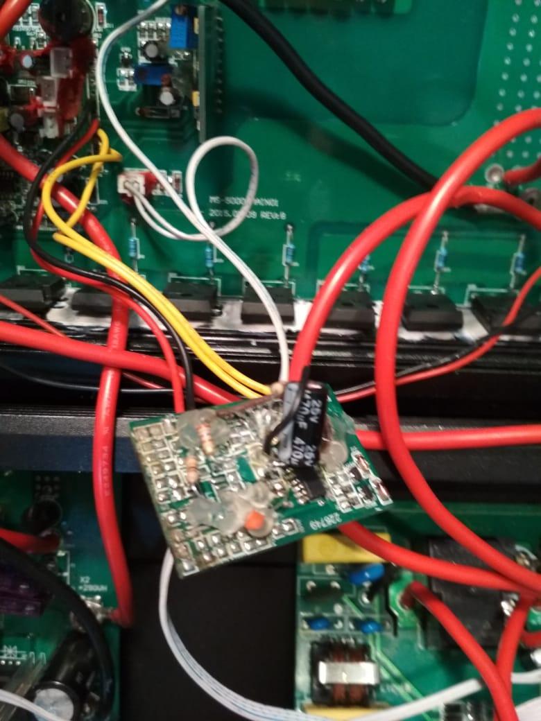 Ремонт инвертор напряжения 12В 220В в сервисном центре в Москве