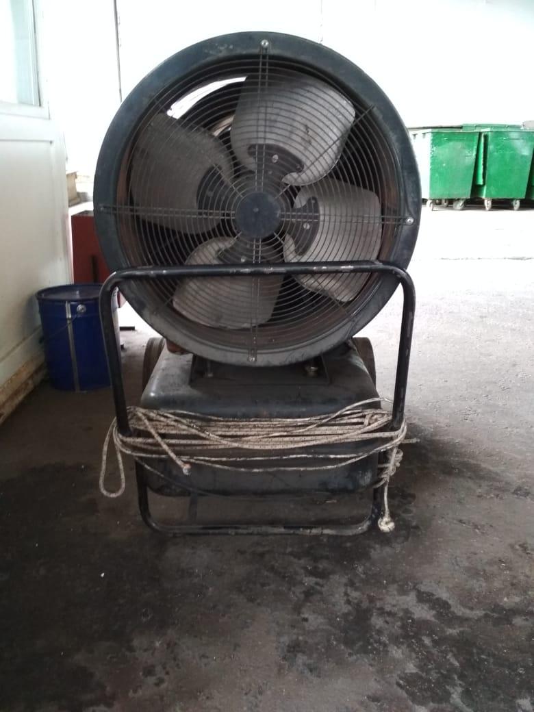 Ремонт дизельной тепловой пушки MASTER в сервисе г. Дедовск