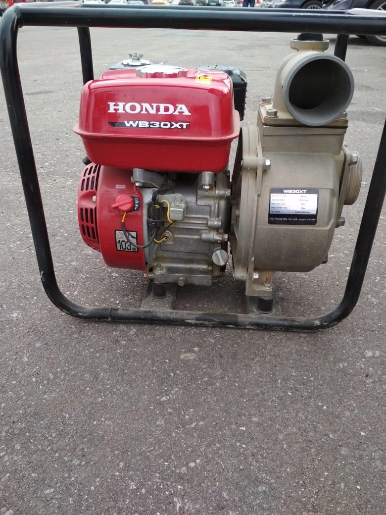 Техническое обслуживание и ремонт  мотопомпы HONDA WB 30 XT на выезде в Красногорске