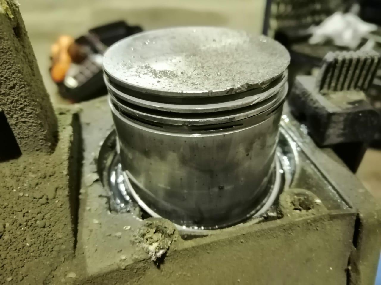 Ремонт поршневого компрессор АВАС в сервисном центре г. Дедовск