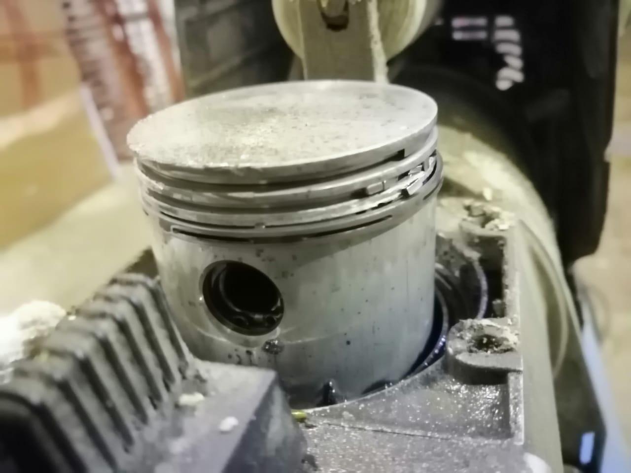 Ремонт поршневого компрессор АВАС  в сервисном центре г. Дедовск М.О.