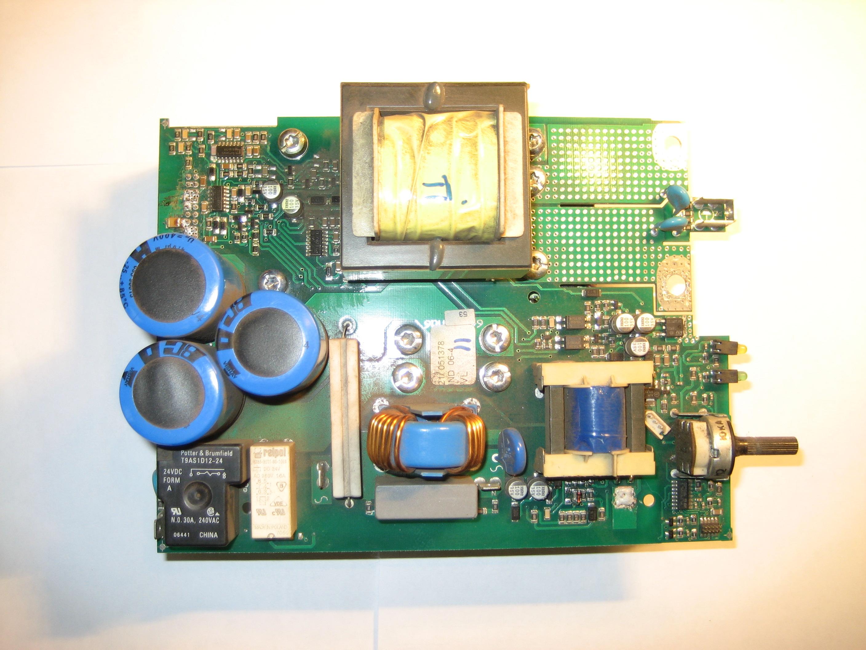 Плата в сборе сварочный инвертор GYS 4000
